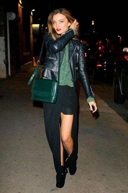 Color Crush: Glorious Green | Miranda Kerr