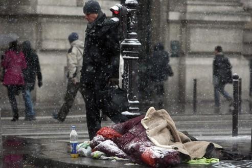 Grand froid : les mesures pour les sans-abris