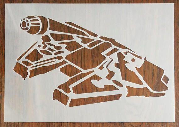 TARDIS Police Box Stencil Reusable PP Sheet for Arts /& Crafts DIY