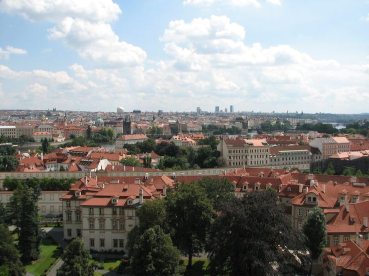 House rent contract in Prague