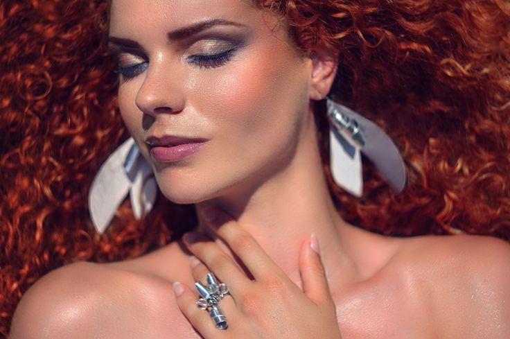 Dora Csermak - Deep Ocean Jewelry Collection 2013