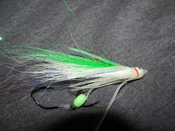 Shamrock mojo for chinook and coho salmon wannafish a for Mojo fishing lures