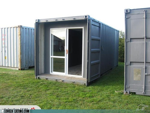 container living