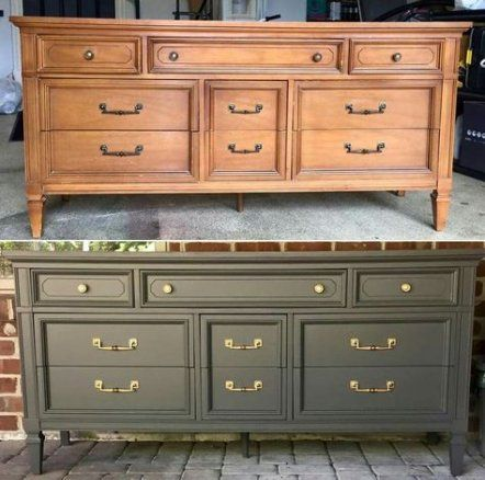 65 Ideas for painted furniture before and after dressers benjamin moore   – Bedroom