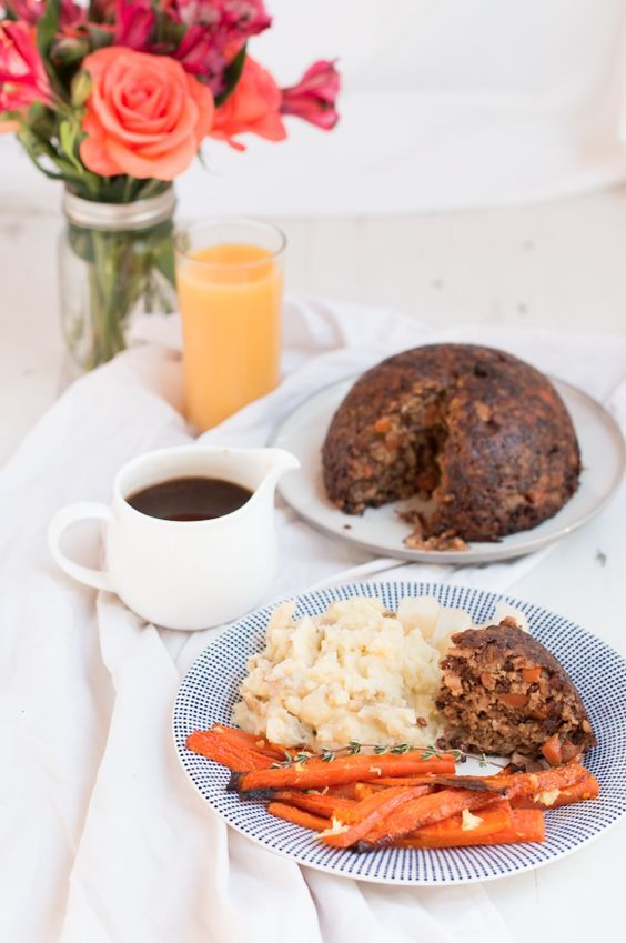 A delicious and easy to make vegetarian haggis recipe. A staple in Scotland and the perfect vegetarian alternative for Burns Night, this vegetarian haggis..
