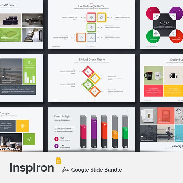 Inspiron PowerPoint Presentation Template Bundle. Download here: http://graphicriver.net/item/inspiron-presentation-bundle/15485973?ref=ksioks