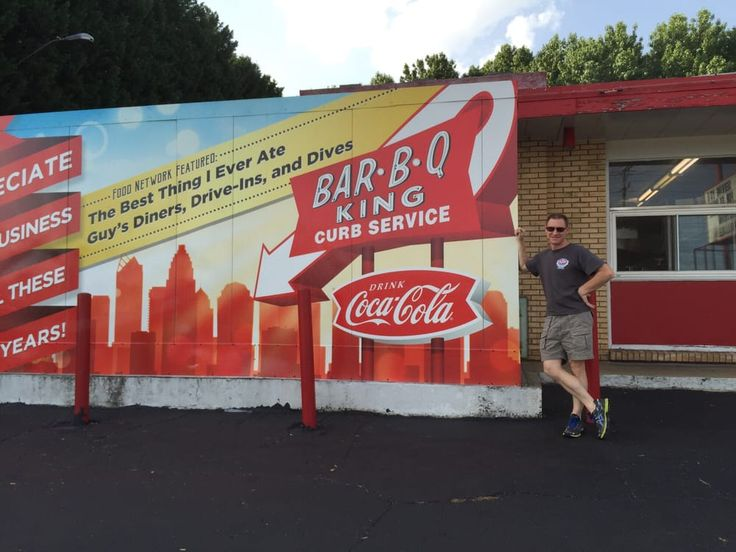Photo of Bar-B-Q King - Charlotte, NC, United States. Got the Friday night trout dinner