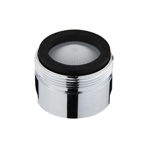 Strahlregler Standard mit Luftansaugung M 28x1 AG (Außengewinde) in LongLife Qualität in 10er-Packung mit Schmutzfangsieb und angespritztem Antikalksieb.