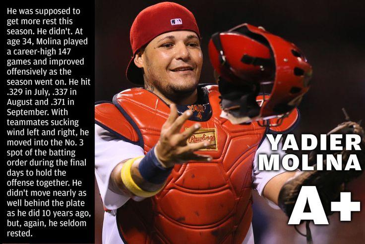 Yadier Molina                                                                                                                                                                                 More