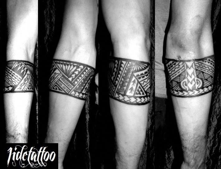 Resultat De Recherche D Images Pour Tatouage Tahitien Bracelet