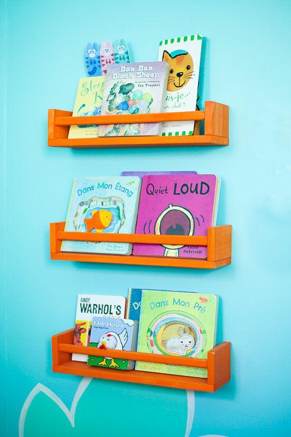 best 25 orange bookshelves ideas on pinterest orange home office paint black home office paint and decorative boxes