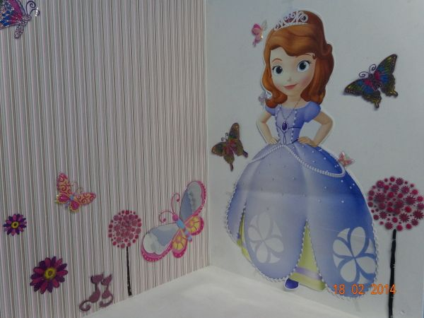 17 best images about fiesta infantil princesa sofia on - Habitaciones de princesas ...