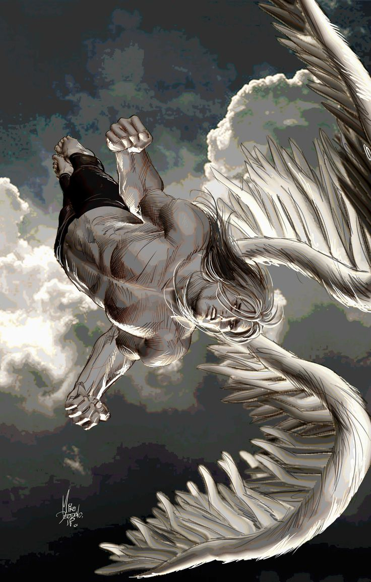 ✭ Angel by Mike Deodato Jr