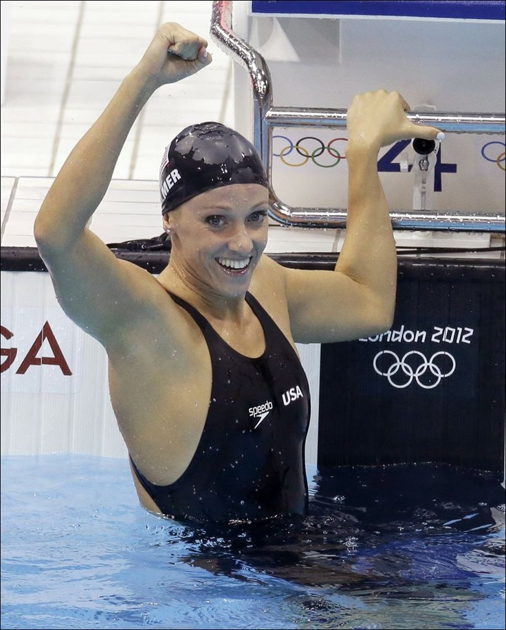 Dana Vollmer - U.S. Olympic Swimmer