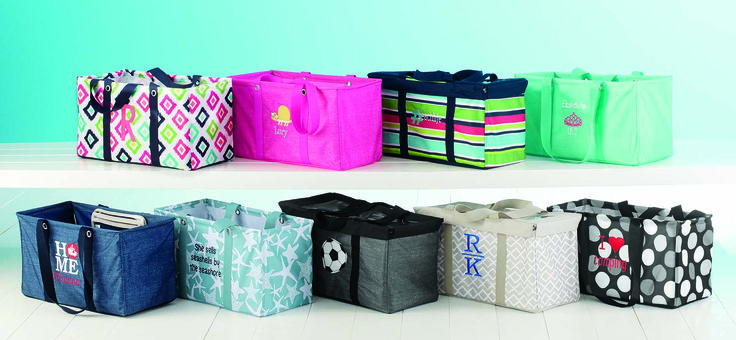 Large Utility Totes, our #1 best seller EVER! MyThirtyOne.ca/INSPIRE