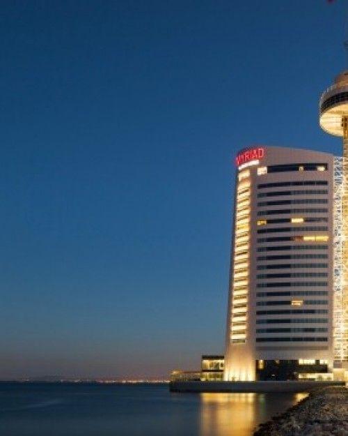 Myriad by SANA Hotels (Lisbon, Portugal) - #Jetsetter