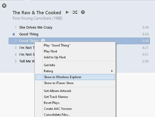 Make a ringtone out of a song using itunes.