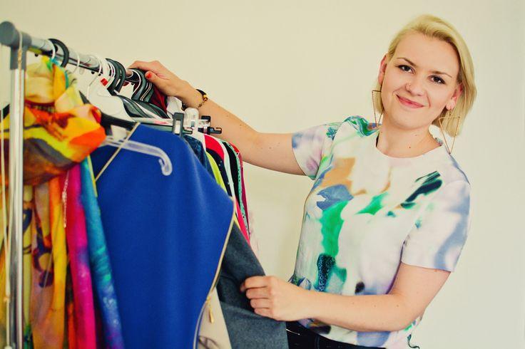 Wywiad z Basią Józefiak - stylistką i personal shopperką, ekspertką od wizerunku.
