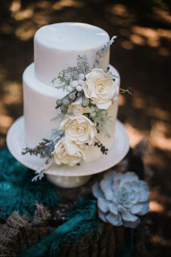 Weitere Hochzeitsideen und Inspirationen finden Sie auf ALENASAYS.COM! #Hochzeiten #Hochzei …   – Wedding Cakes