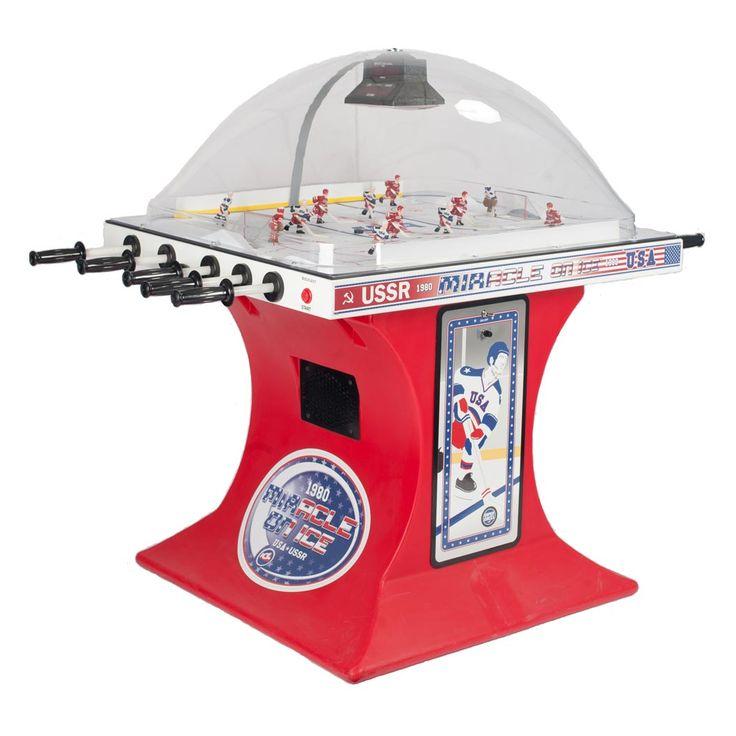 Super Chexx Bubble / Dome Hockey Tables