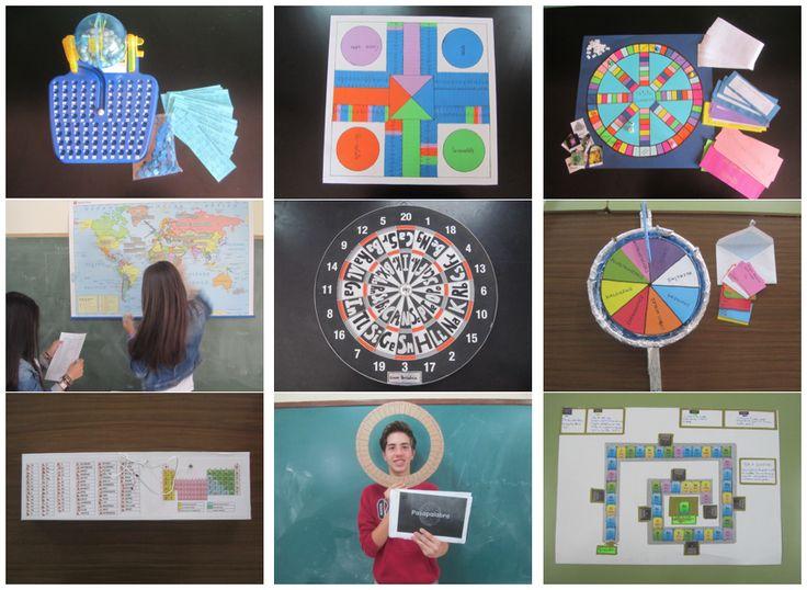 Al igual que la metodología del Aprendizaje basado en proyectos ( ABP , PBL) es algo que ya tiene sus años, el uso del juego en el aula ...
