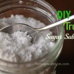 Sugar Substitute (Homemade Truvia)