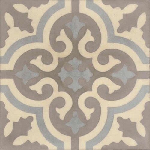 Moroccan Encaustic Cement Pattern Pre Sealed gr05