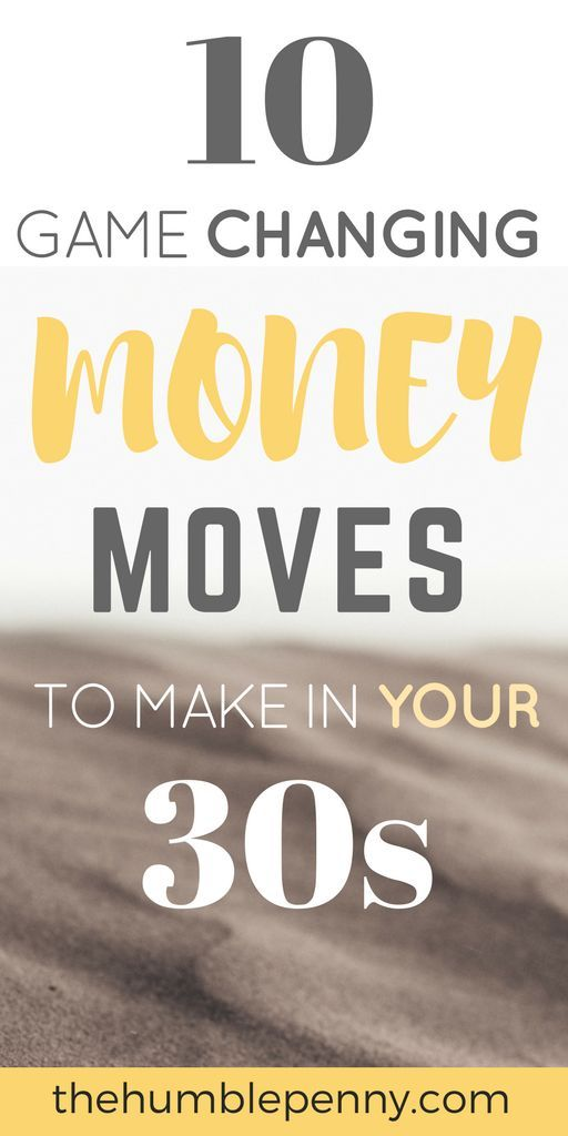 Your 30s are your golden years! It's a time to be Fearless. The financial decisions you make at this stage of life are Game Changing and could either lead to you working longer into retirement or becoming Financially Independent and with the option of Early Retirement. These 10 moves will transform your 30s and your future life if you model them and stay true to your Life design and plan. #Money #30s #SavingsRate #Savings #FinancialIndependence #FinancialFreedom #FI #FIRE #FIOR #Sidehustle…