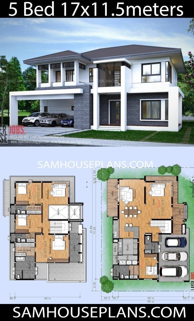 Pin By Joseph M Kandawire On My Dreams House House Blueprints Model House Plan Modern House Floor Plans