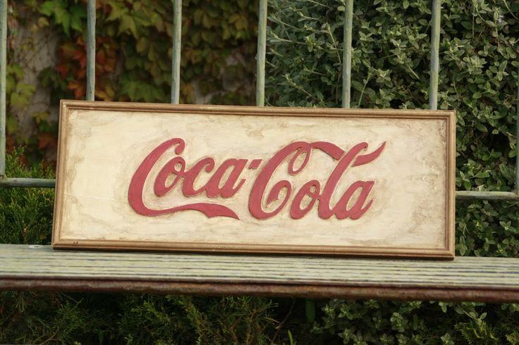 cuadro de coca-cola