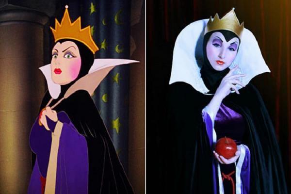 Cómo hacer el disfraz de bruja de Blancanieves. Los disfraces de bruja son uno de los atuendos más llevados en las fiestas, tanto en Carnaval como en Halloween o en otras fiestas de disfraces, y esto se debe no solo al hecho de que es una temática ...