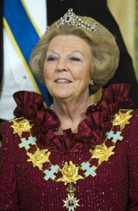 Beatrix 1938–, queen of the Netherlands. She received a law degree from the…