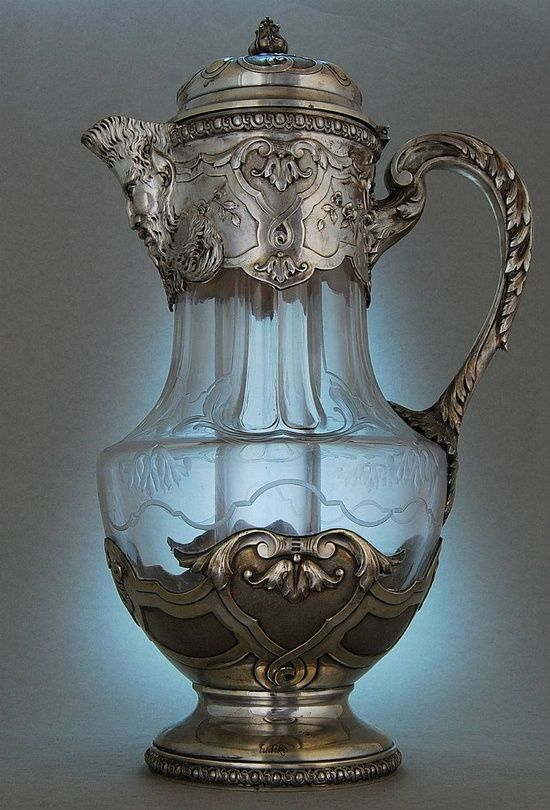 Fanciful Things - Antique Dishes & Vases / Tetard - Paris 1890 ...