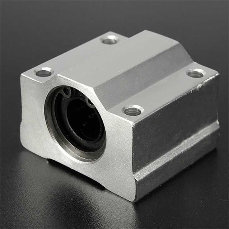 Best Price 4Pcs SC12UU SCS12UU Metal 12mm Linear Motion Ball Bearing Slide Bushing for CNC Wholesale Price #hats, #watches, #belts, #fashion, #style, #sport