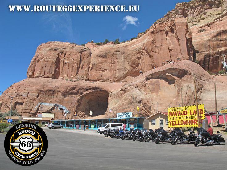 Tiendas de artesanía india en la ruta 66. www.route66experience.eu  #Route66Experience #Route66 #Ruta66