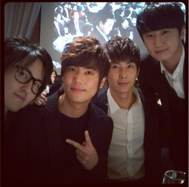SS501 Sub-unit - Shared by Steven Lee via Instagram