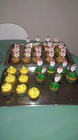 Más de mis cupcakes