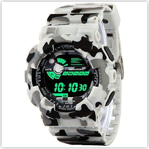 Addic Multicolor White Digital sports | Watches $0 - $100 Addic 0 - 100 Best Sports Digital INDIA Multicolor Rs.1200 - Rs.1400 Sports White