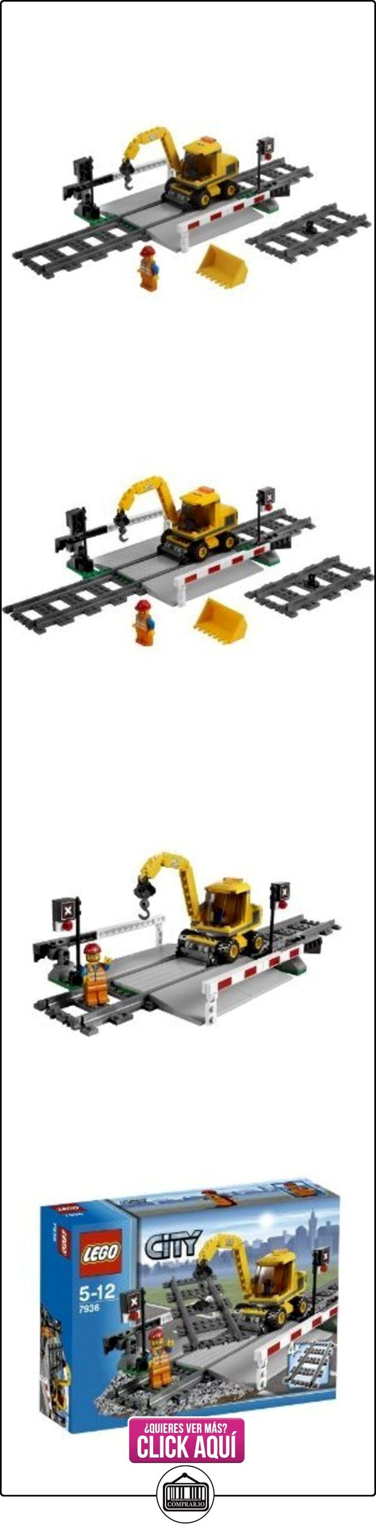 Lego LEGO City 7936 level crossing [parallel import goods] (japan import)  ✿ Lego - el surtido más amplio ✿ ▬► Ver oferta: https://comprar.io/goto/B00AQUVI78