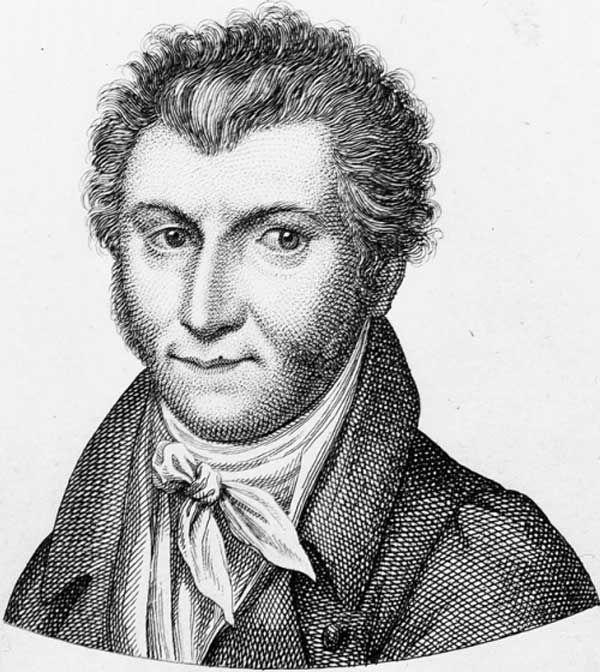 "Ernst Theodor Wilhelm Hoffmann (24 January 1776 – 25 June 1822), better known by his pen name E. T. A. Hoffmann (Ernst Theodor Amadeus Hoffmann), was a German Romantic author of fantasy and horror, a jurist, composer, music critic, draftsman and caricaturist. His best: Der Magnetiseur"", ""Der goldne Topf"" (revised in 1819), ""Die Abenteuer der Silvesternacht"" Die Elixiere des Teufels (1815) http://en.wikipedia.org/wiki/E._T._A._Hoffmann"