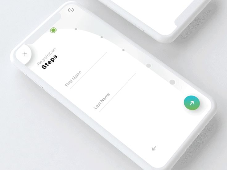 Registration Concept - UX flow by Dhipu Mathew _ _ ✍️ - Dribbble