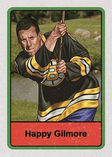 """Cuyler Smith """"75 - Happy Gilmore"""""""