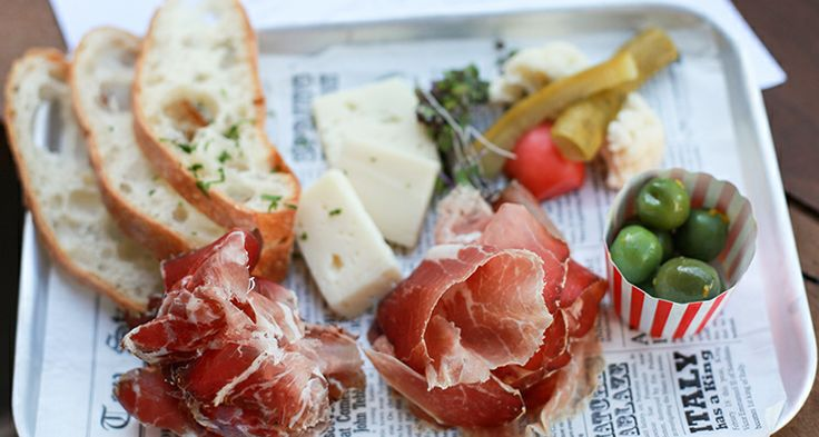 Fittingly named after a breed of domestic pig, Potts Point's Chester White is cured meats galore, with a little seafood and a vegetarian option or two thrown in for good measure