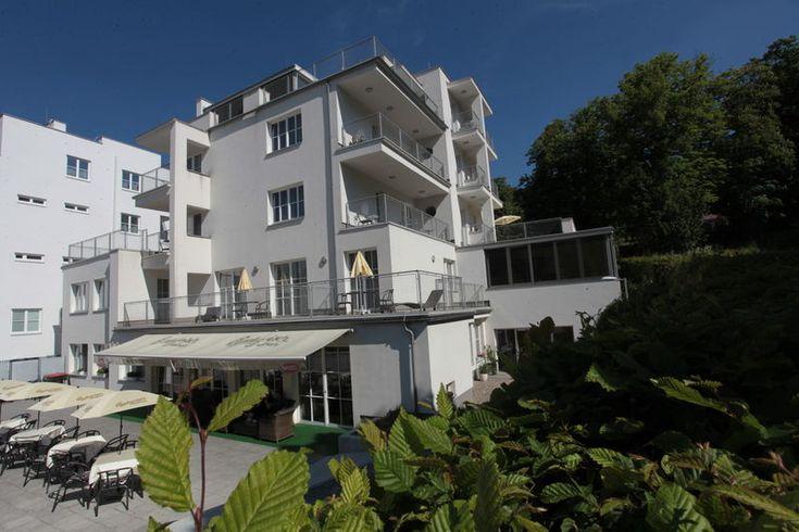 Rezorty | Luhačovice - Hotel Radun **** | Víkendový RELAX