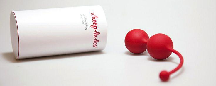 Venušiny kuličky / Venus Balls | Whoop.de.doo