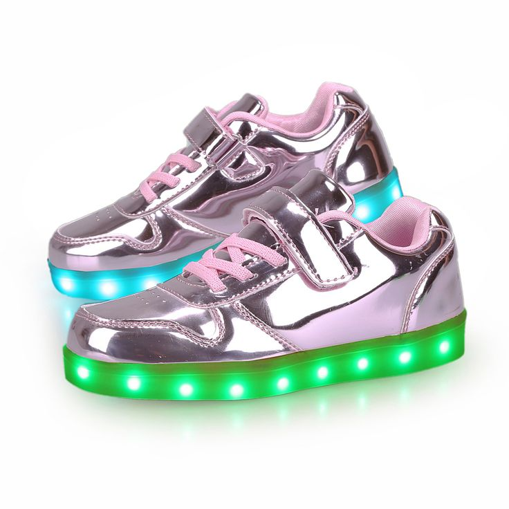 Best Zapatos Con Luces Led