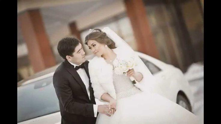 Шикарная свадьба в Бишкеке! Как в сказке!Wedding bishkek 2014