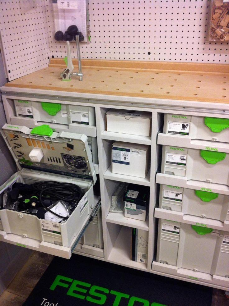 Самодельные стол верстак плюс система хранения