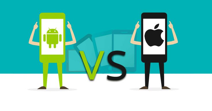 3 Key Points to Consider while Designing for Android vs. iOS https://mobileapputvikling.blogspot.in/2016/08/3-key-points-to-consider-while.html