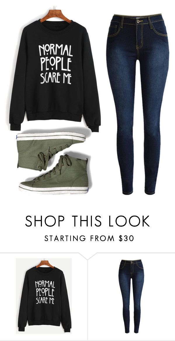 """""""My style #1"""" by quelstylist on Polyvore featuring moda e Keds"""